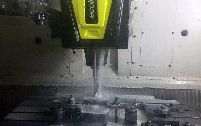 CNC rezkanje